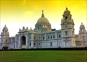 Victoria Memorial, Kolkata.