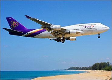Thai Airways International.