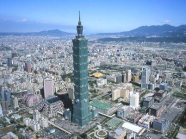 Taiwan owns 1.1 per cent.