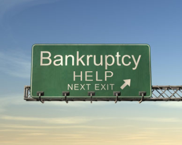 Filing for insolvency is simple enough.