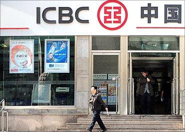 Industrial and Commercial Bank of China.
