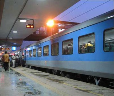 Will a makeover really help the Indian Railways?