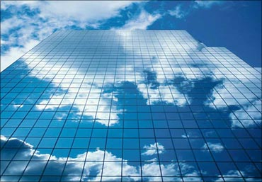 'Cloud computing can change IT sector's economics'