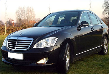 Mercedes S Class.