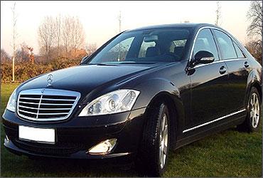 Mercedes S Class.