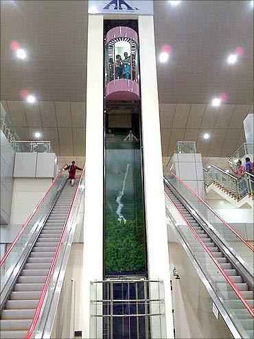 Thiruvananthapuram International Airport.