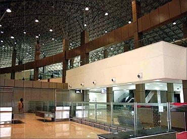 Srinagar International Airport.