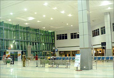 Babasaheb Ambedkar International Airport.