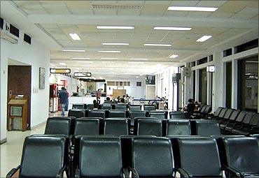 Netaji Subhash Chandra Bose International Airport.