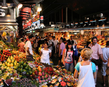Spain's consumer market is 57 per cent of GDP.