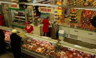 Poland's consumer market is 0.75 per cent of world market.