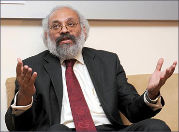 Reserve Bank of India Deputy Governor Subir Gokarn.