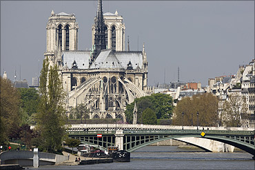 Why Paris is a tourist's delight