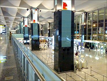 Bengaluru International Airport.