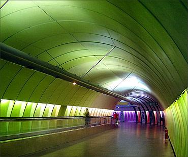 Rio de Janeiro Metro.