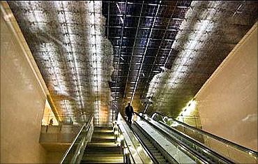 Toulouse Metro.