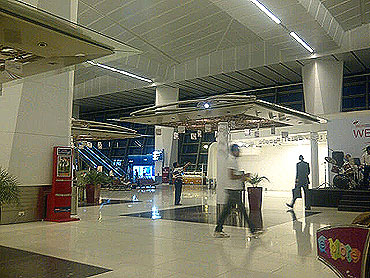 T3 terminal.