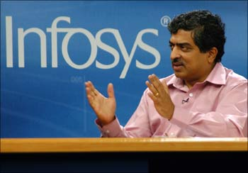 Why Nandan Nilekani could lose his job