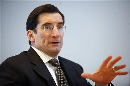 Nasdaq CEO Robert Griefeld.