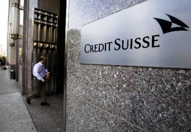 Credit Suisse.