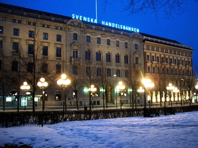 Svenska Handelsbanken.