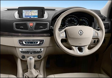 Interior view of Fluence