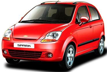 Chevrolet Spark.