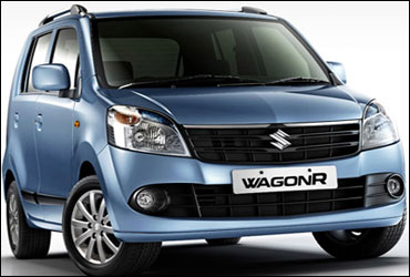 Maruti Wagon R.