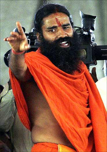 Any movement's win or loss depends on public: Ramdev