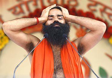 What's wrong with Ramdev being a businessman?