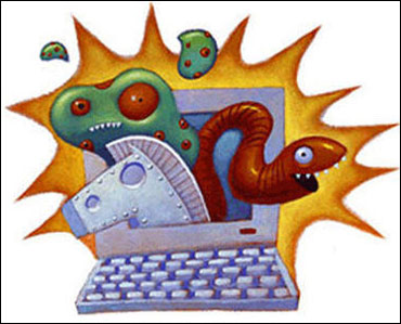 Beware! 15 million viruses will be on prowl by 2012