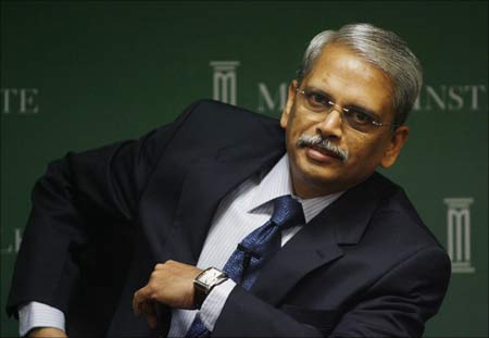 Infosys managing director and chief executive officer S Gopalakrishnan.