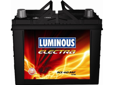 Luminous makes invertors.