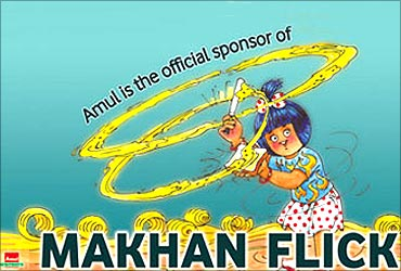 Amul's Makaan Flick.