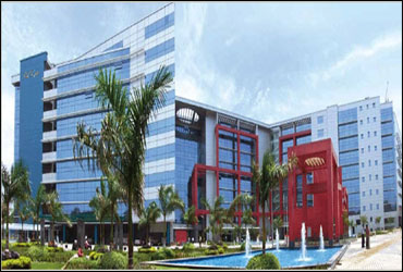 Olympia Tech Park, Chennai