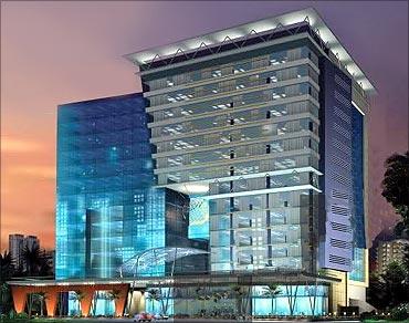 Technopolis, Kolkata.