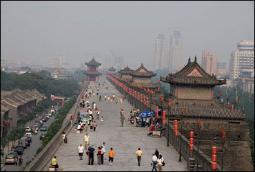 City Wall of Xi'an