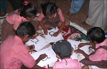 How India Inc is funding primary education in India