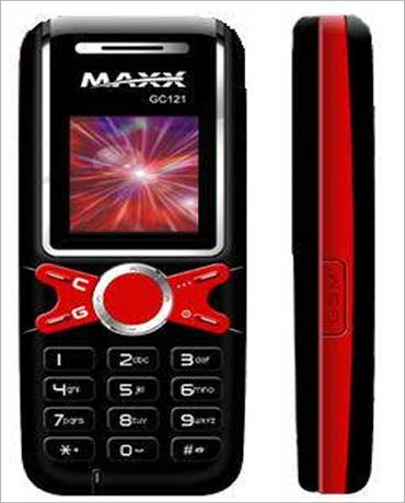 MAXX Mobile has also come up with a gaming phone.