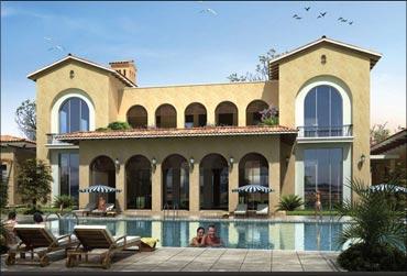Emaar MGF's Spanish villa, Marbella.