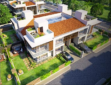 Santi Villas – Samira Habitats' Luxury Villa Project in Alibaug