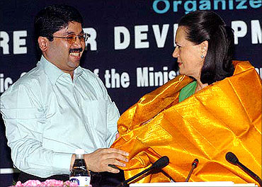 2G scam claims one more: Dayanidhi Maran quits