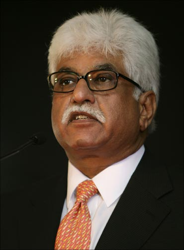 Rakesh Bharti Mittal, co-chairman of the Bharti Foundation.