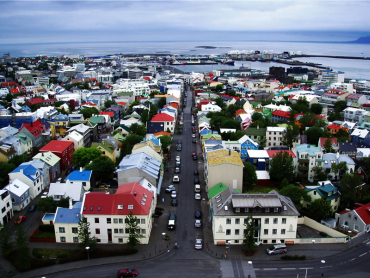 Iceland offers unprecedented security to media.
