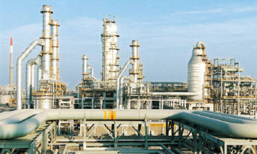 Petrochemical and refining businesses are underperforming.