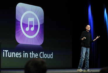 Announcement moves Apple closer to what it calls post-PC future.
