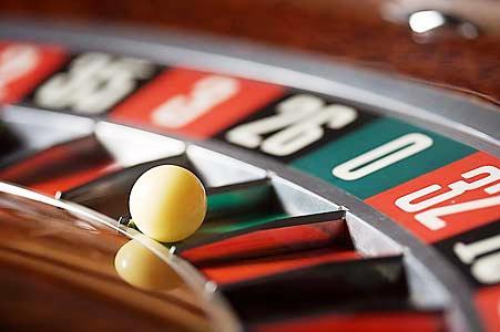 A casino.