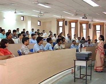 Ramesh's views on faculty: What IIM says