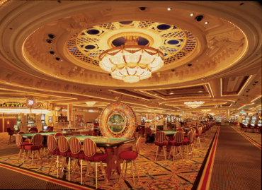 Monte Carlo is a  playground for the mega-rich.
