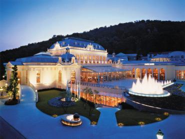 Baden-Baden has an impressive casino.